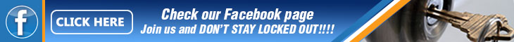 Join us on Facebook - Locksmith Redlands
